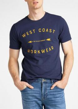 Lee® Workwear Tee - Dark Navy