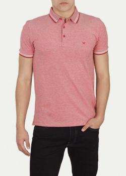 Wrangler® SS Refined Polo - Formula Red