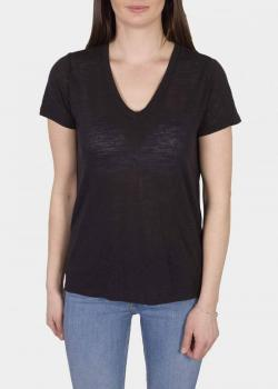 Lee® V Neck Tee - Black