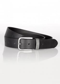 Cross Jeans® Belt Metal Logo - Black (020)