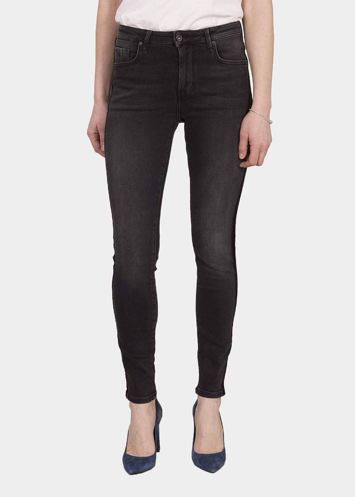 Mustang® Mia Jeggings - Denim Black