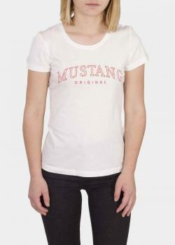 Mustang® Alexia C Print - Cloud Dancer