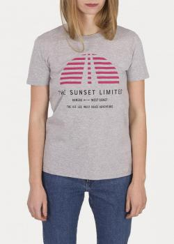 Lee® Sunset Tee - Grey Mele