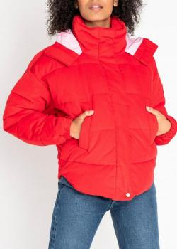Lee® Puffer - Warp Red
