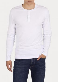 Mustang® Adrian H Henley - General White
