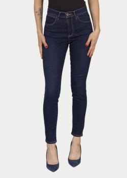Wrangler® High Rise Skinny Jeans - Night Blue