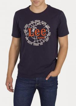 Lee® World Tee - Midnight Navy
