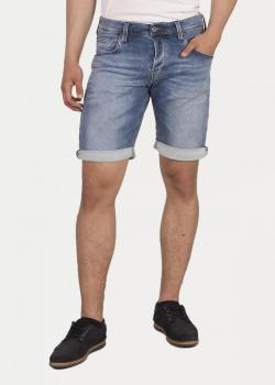 Mustang® 5 Chicago Short - 313 Denim Blue