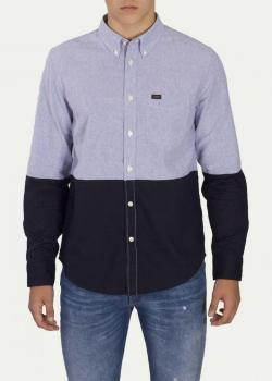 Lee® Button Down Shirt - Dusty Blue