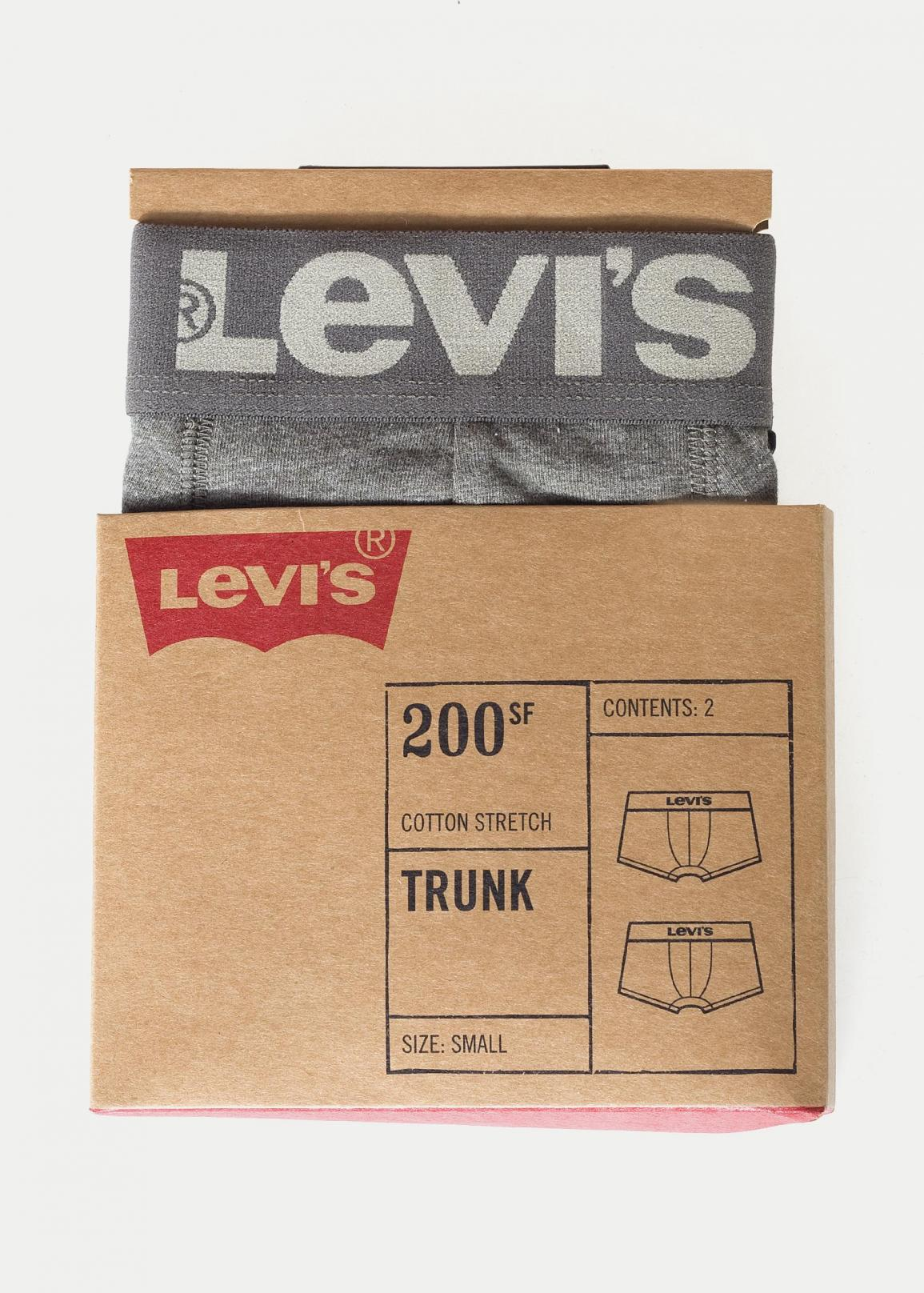 Levi's® Bodywear 2 Pack 200sf Trunk - Mid Denim