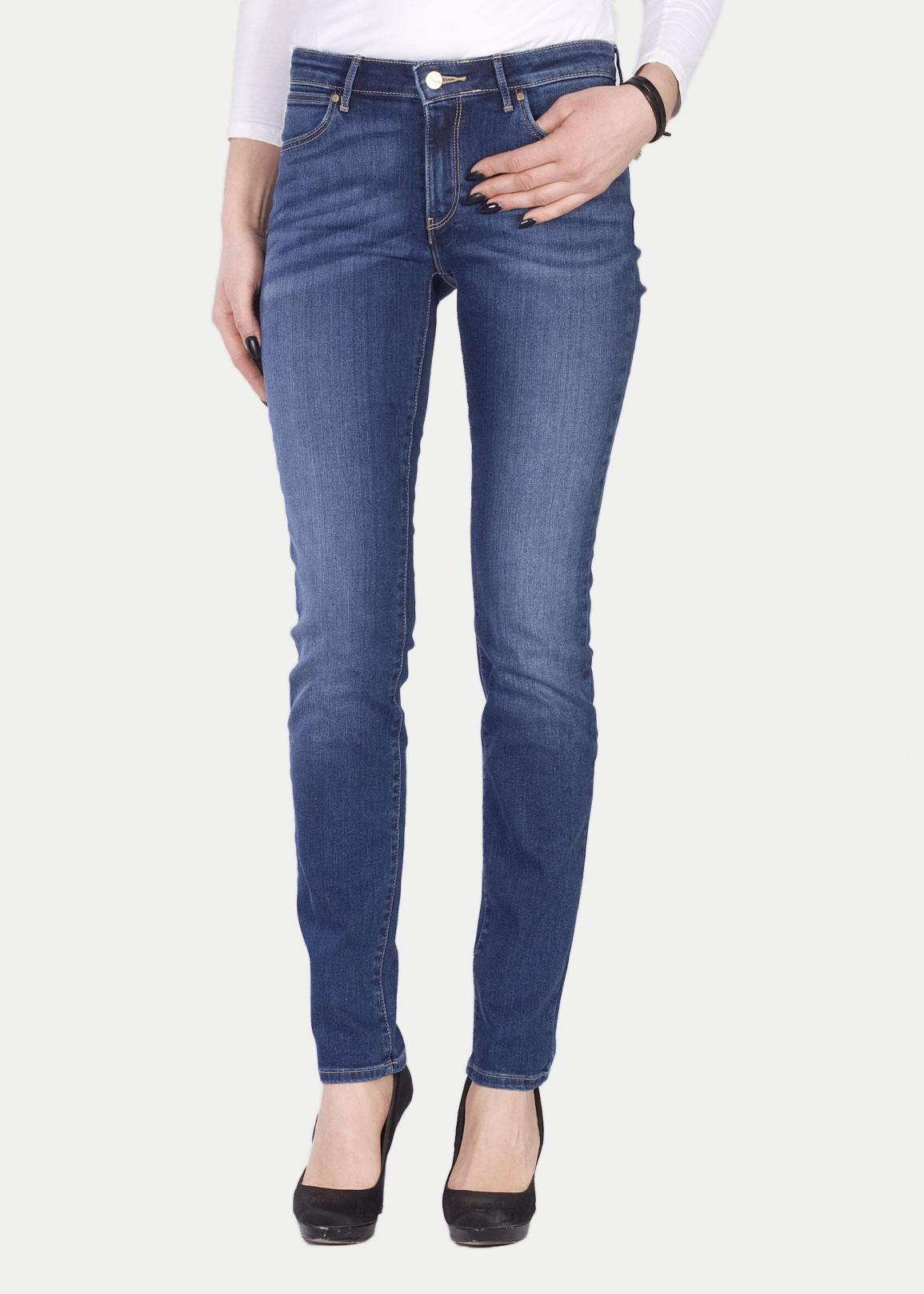 Wrangler® Slim - Authentic Blue