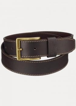 Wrangler® Basic Stitched Belt - Brown