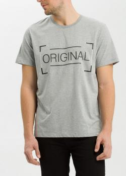 Cross Jeans® T-Shirt Original - Grey (004)