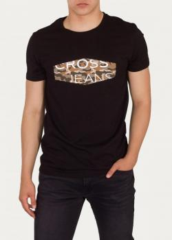Cross Jeans® T - Shirt 15497 - Black (020)
