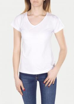 Cross® Jeans T-Shirt V-neck 55152 - White (008)