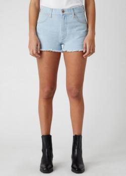 Wrangler® Festival Denim Shorts - Ballad Blue