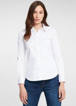 Cross Jeans® Long Sleeve Shirt - White (008)
