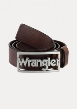 Wrangler® Retro Buckle - Brown
