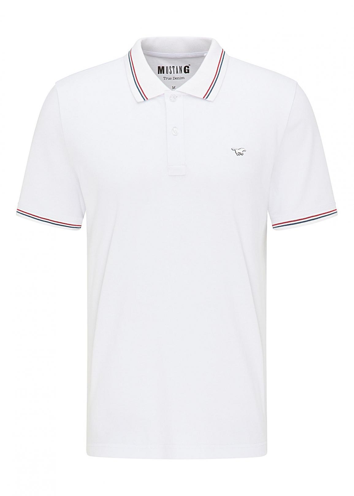 Mustang® Pablo PC Polo - General White