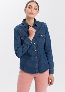 Cross Jeans® Denim Shirt - Blue