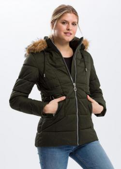 Cross Jeans® Parka - Dark Green (387)