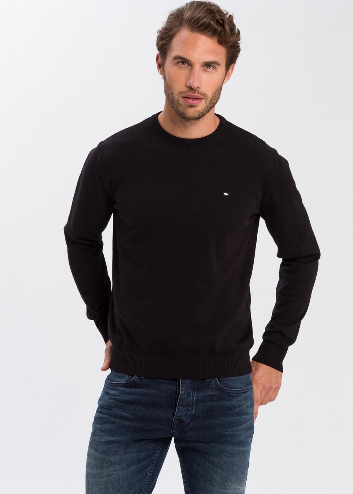Cross Jeans® Jumper - Black