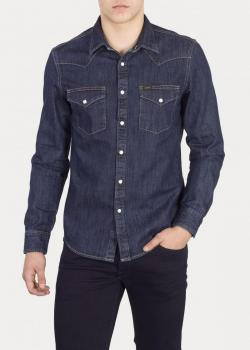 Lee® Western Shirt - Blueprint