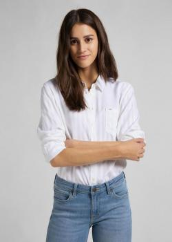 Lee® One Pocket Shirt - White
