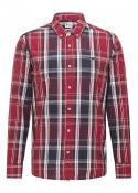 Mustang® Casper Multi check - Porto Check Red