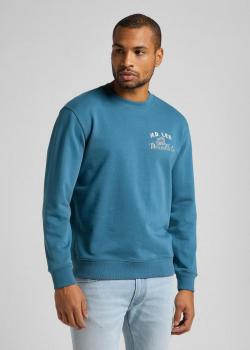 Lee® Mercantile Sweatshirt - Teal
