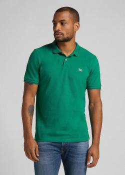 Lee® Pique Polo - Fairway