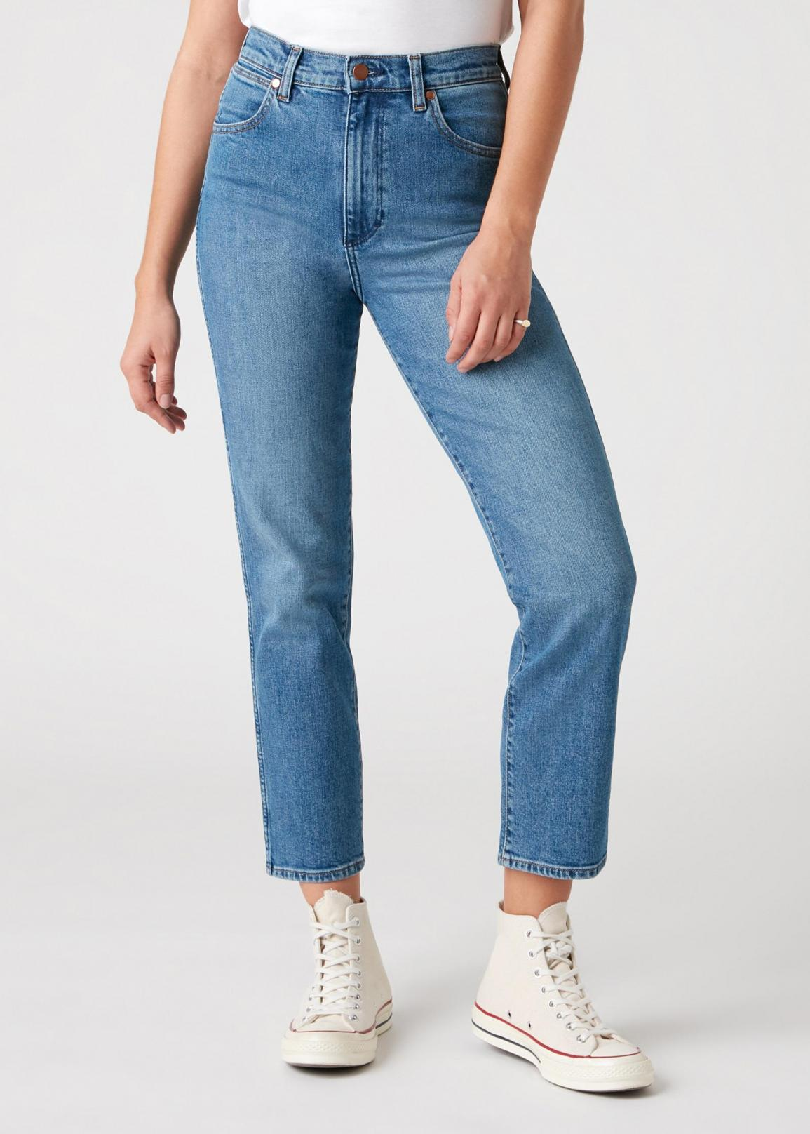 Wrangler® Wild West Jeans - Mid Blue