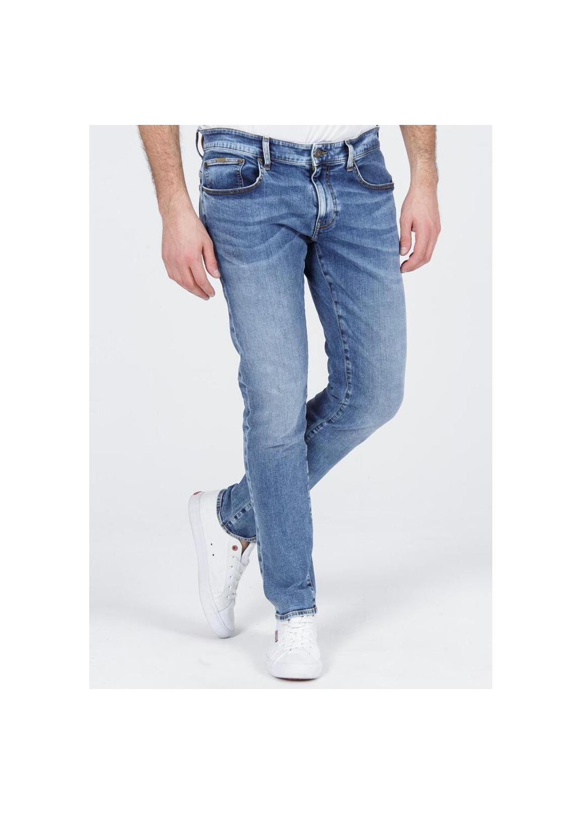 Cross Jeans® Tapered - Blue(105)