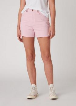 Wrangler® Jeanies Mom Short - Orchid Pink