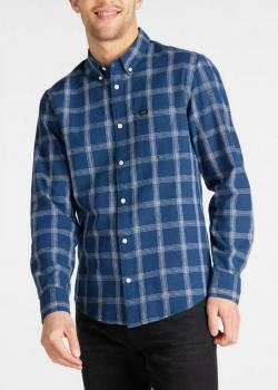 Lee® Button Dowm - Washed Blue