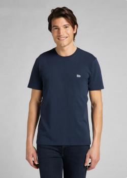 Lee® Patch Logo Tee - Navy