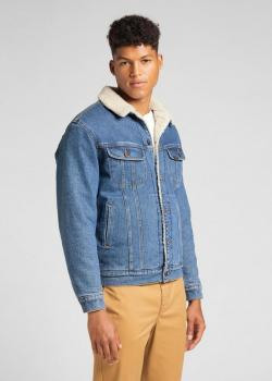 Lee® Sherpa Jacket - Mid New Hill