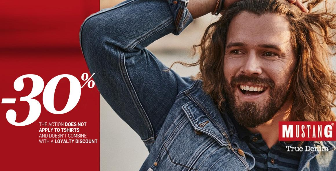 Mustang® Jeans do -30%